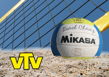 Logo VTV  Beachvolleyballturnier